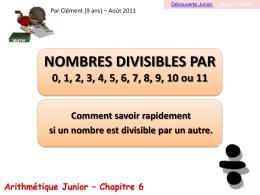 Divisible par 2