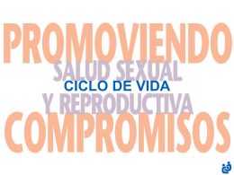 Promoviendo Compromisos - Family Care International
