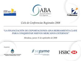 Mercado Único y Libre de Cambios - ABA Asociación de Bancos de