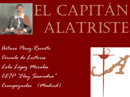 Alatriste - Actiludis