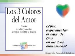 Los tres colores del amor - Iglesia Evangélica Metodista de Costa Rica