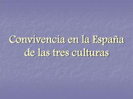 Convivencia en la España de las tres culturas