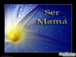 Ser mama - Diapositivas.com