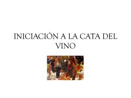 El vino - elrincondelacerdita