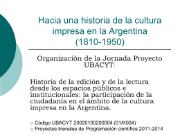 Los orígenes de la Biblioteca Pública de Buenos Aires