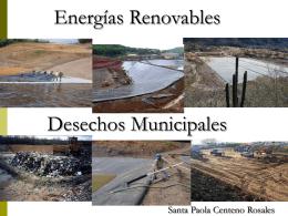 Desechos Municipales_Energías Renovables_1