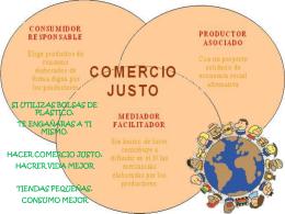 Qué es el comercio justo?