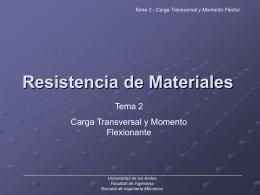 TEMA 2 ver - Universidad de Los Andes