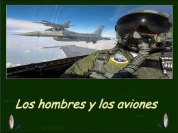 AG2- Los hombres y los aviones