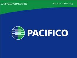 Diapositiva 1 - Pacífico Seguros
