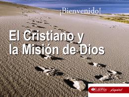 El Cristiano y la Misión de Dios ANIMATION