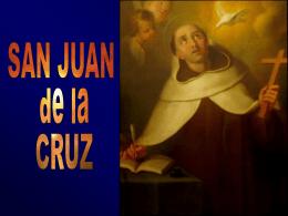 SAN JUAN DE LA CRUZ - Calvariomarbella.com