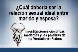 MARIDO-ESPOSA-sexo conyugal