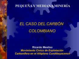 Pequeña y Mediana Minería