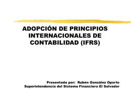 Rubén González - Superintendencia de Valores y Seguros