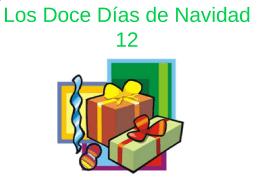 12 Dias de Navidadfixed - R