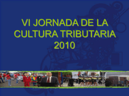 Presentacion_6ta_Jor.. - Ministerio de Hacienda