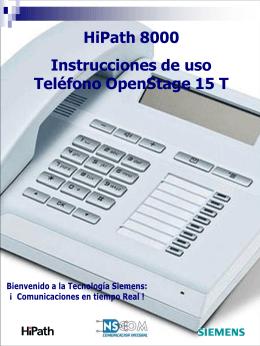 manual teléfono memory