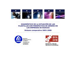 síntesis del diagnóstico en castellano (622 Kb. )