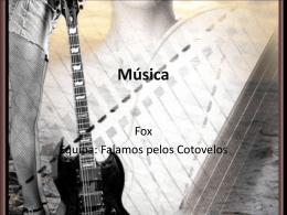 Música - Galanet