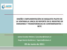 reunion gnc 09.06.2011 - Ministerio del Medio Ambiente