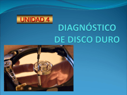 diagnóstico de disco duro - Ciudaddelosmuchachos-SMR