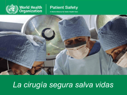 Slide 1 - Safesurg.org
