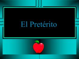 pretérito