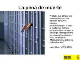 La_pena_de_muerte