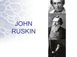 2-john-ruskin - Historia 6 y Taller de Restauración