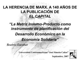 """Chentito bonito - Universidad Centroamericana """"José Simeón Cañas"""""""