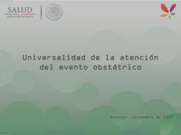 9. Pase Universal