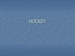 Hockey - esportivo