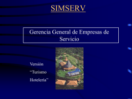 simserv - Gerente Virtual