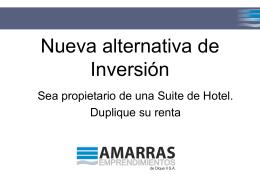 INVERTIR EN SUITES DE HOTEL