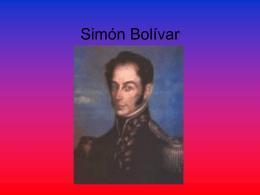 Presentación de Simón