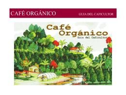 Café Orgánico. Guía del caficultor