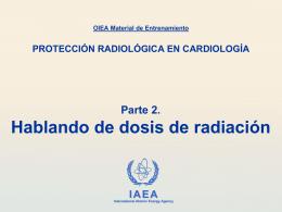 02. Hablando de dosis de radiación