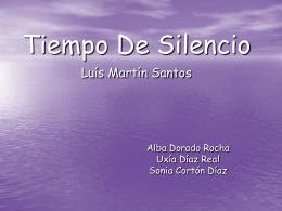 Tiempo De Silencio Luís Martín Santos