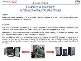 actualizacion_de_firmware Mod. RD-430UX