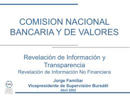 Informe Anual y Código de Mejores Prácticas Corporativas