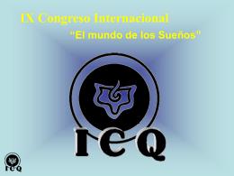 Representaciones de la Mente - Instituto Cultural Quetzalcoatl