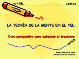 TEORÍA DE LA MENTE (ToM) Y LENGUAJE