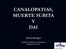 Canalopatías