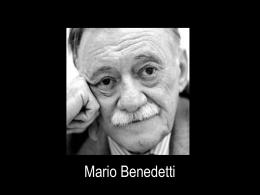Benedetti (La gente que me gusta)