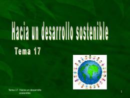 Presentación tema 17 - Material Curricular Libre