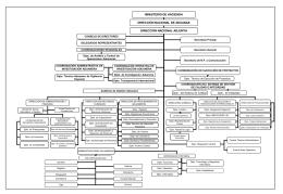 Organigrama - Dirección Nacional de Aduanas