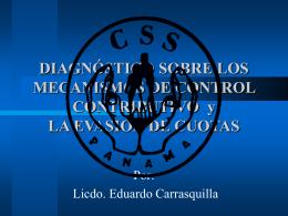 ASPECTOS FINANCIEROS DE LA CAJA DE SEGURO SOCIAL