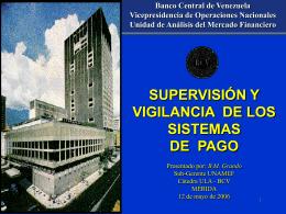 visión del sistema nacional de pagos (snp)