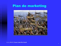 plan de mkt